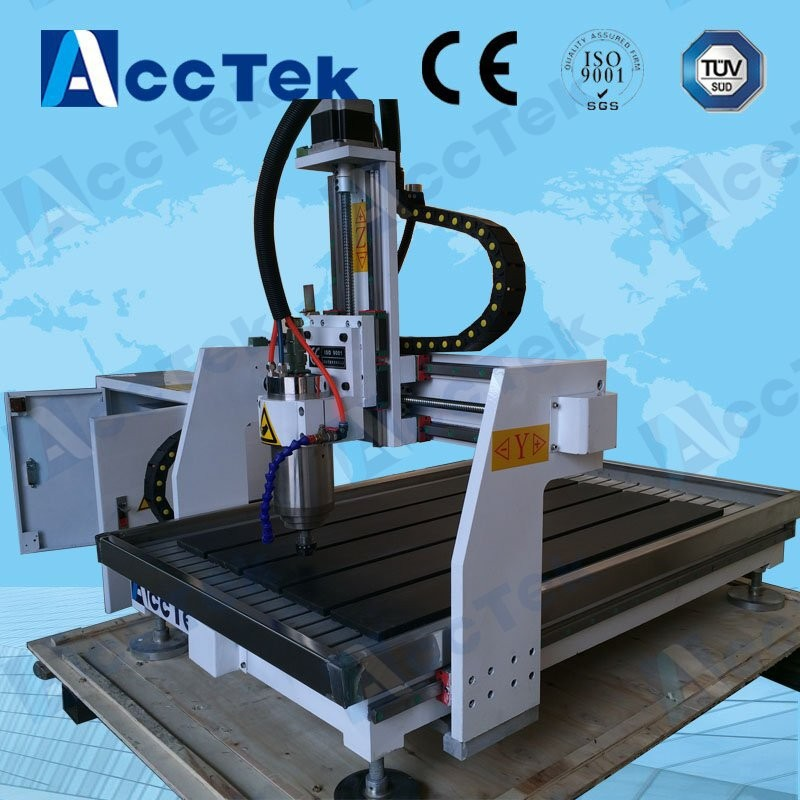 Cheap mini stone cnc router / 6090 marble cnc router engraving machine  цены