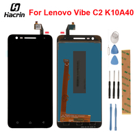 For Lenovo Vibe C2 K10A40 LCD Display Touch Panel LCD Screen Digitizer Assembly Replacement For Mobile
