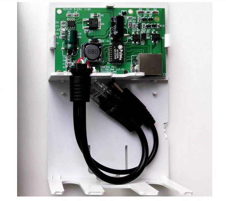Waterproof POE Separator 48V To 12V2A
