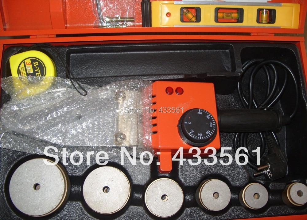 Přenosný svařovací stolní stroj / fúze soklů DN20-DN63 pro - Svářecí technika - Fotografie 2