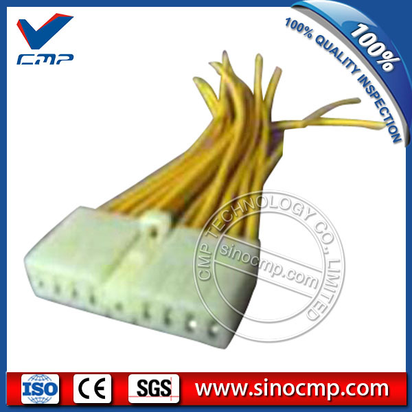 excavator throttle motor drive panel wire harness connector for Sumitomo SH200-1 SH200-2
