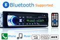 Car Radio Stereo Player Bluetooth Phone AUX-IN MP3 FM/USB/1 Din/remote control 12V Car Audio Auto 2017 Sale New
