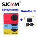 Original SJCAM SJ 4000 & SJ4000 WIFI & SJ4000 Plus WiFi Sports Action Camera 1080P HD DV Sj Cam +2 Batteries+ Dual USB Charger