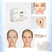 Protein Peptide Serum For Acne Scars Dry Sensitive Skin Anti Aging Snail Collagen Essence Effects Face