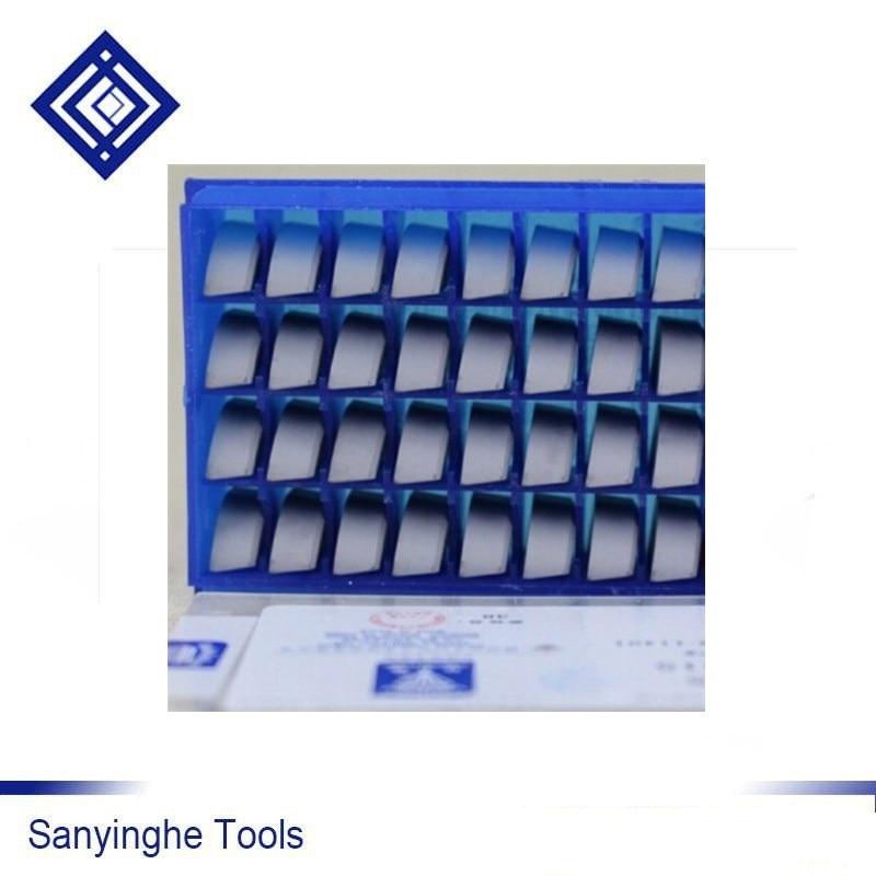 YG3 A315Z sanyinghe ابزارهای خسته کننده 40 قطعه / تعداد زیادی به پایان رسید از مارک الماس zhuzhou درج کاربید برنز