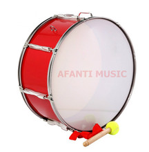 22 inch Red Afanti Music Bass Drum BAS 127