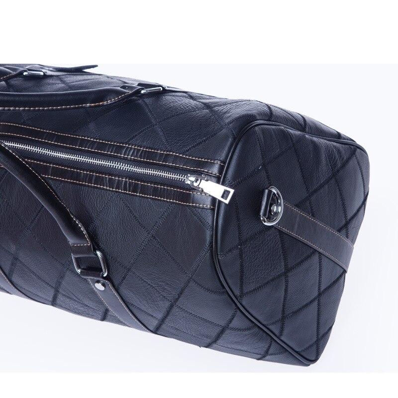 2017 hot sale genuine leather travel bag for men handbag designer ...