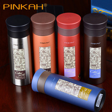 Thermos Bottle 280ML 400ML 500ML Stainless Steel Vacuum Flasks Travel Coffee Mugs School Cup Office Thermo Gifts