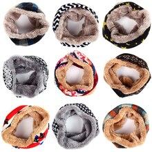 О-шарф хлопчатобумажный bufandas шарфы толстый зимой бархат шарф милые шеи девушка