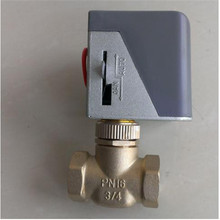 Fan coil electric two-way valve VA7010 switch type