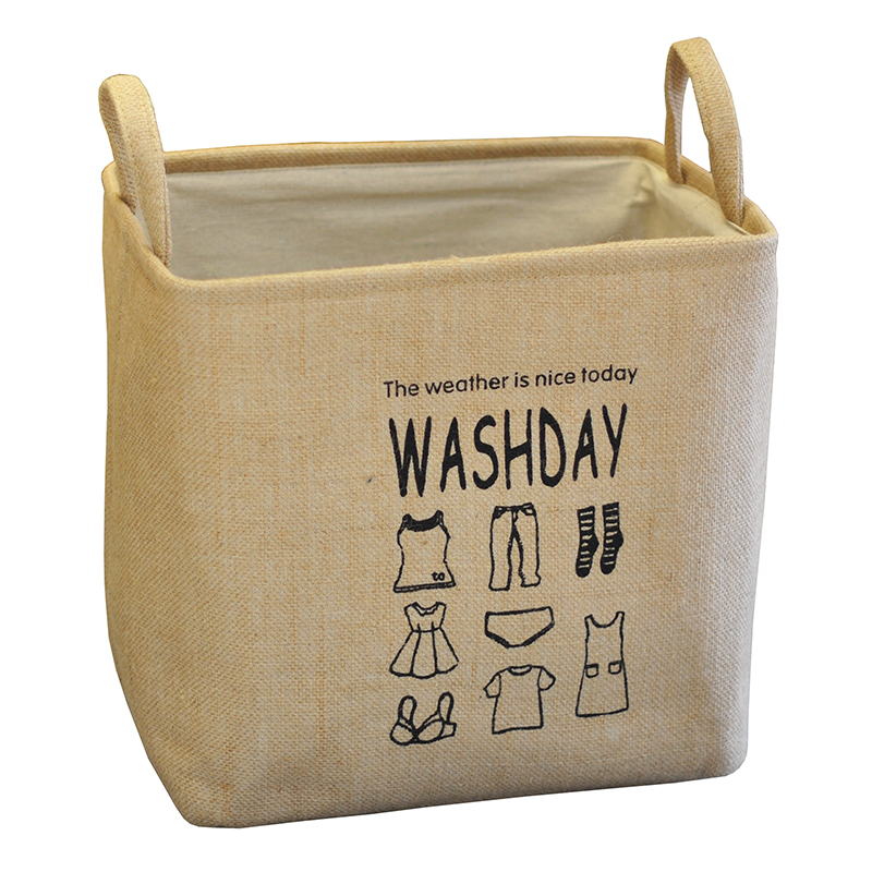 Storage Baskets Dirty clothes bucket Sundries Finishing bag Laundry bag Home Clothing toy organizer Supplies product