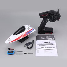 25/28/30km/h 2.4G Brushed High Speed RC Racing Boat Speedboa