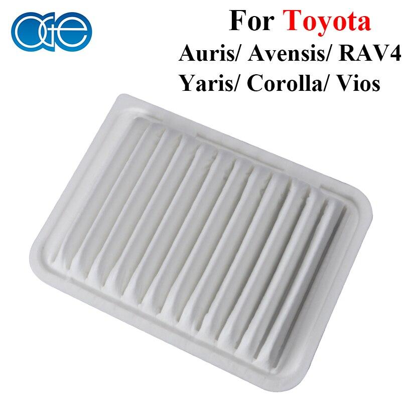 Filtros De Aire Del Motor del coche Para Toyota Auris Avensis Vios Corolla RAV4