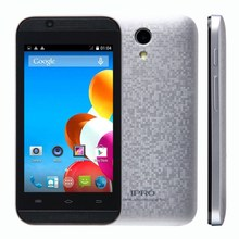 IPRO ONDA 4.0 A Estrenar 4.0 Pulgadas Smartphone Android 4.4 Venta teléfono Celular MTK6572 los 512 M RAM 4G ROM Dual SIM Desbloqueado Celular teléfonos