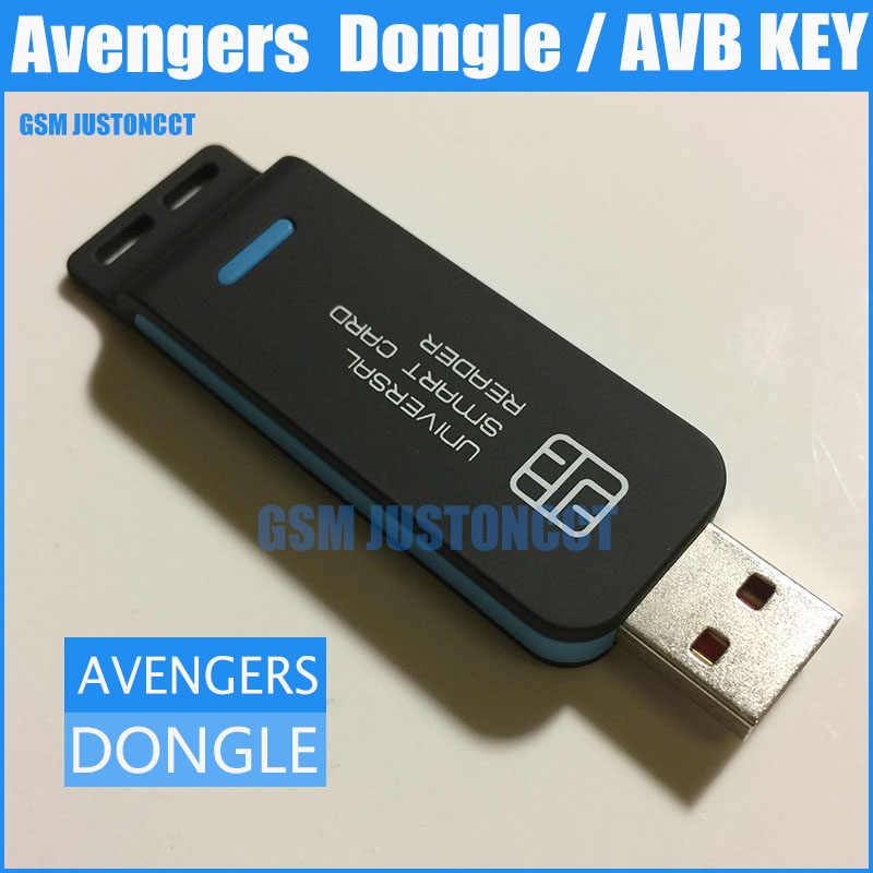 ORIGINAL NEW Avengers dongle Key AVB Dongle key - AliExpress