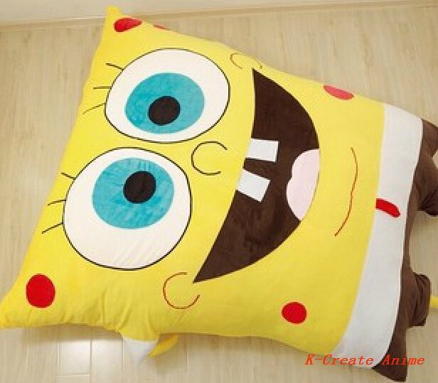 1pcs Anime Sponge style giant sofa bed tatami toy via EMS.