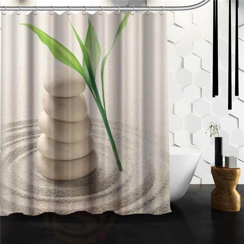 achetez en gros zen rideau de douche en ligne des grossistes zen rideau de douche chinois. Black Bedroom Furniture Sets. Home Design Ideas