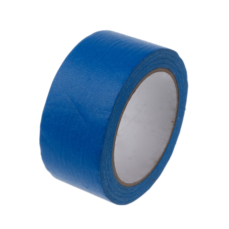 3D Printer Tape High Temperature Polyimide Adhesive Blue Masking Tape 48mmx30m