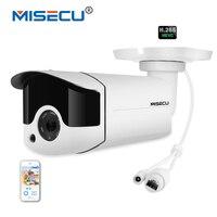 MISECU H 265 H 264 4 0MP Motorized Zoom 48V POE WDR IP Cam 2 0MP