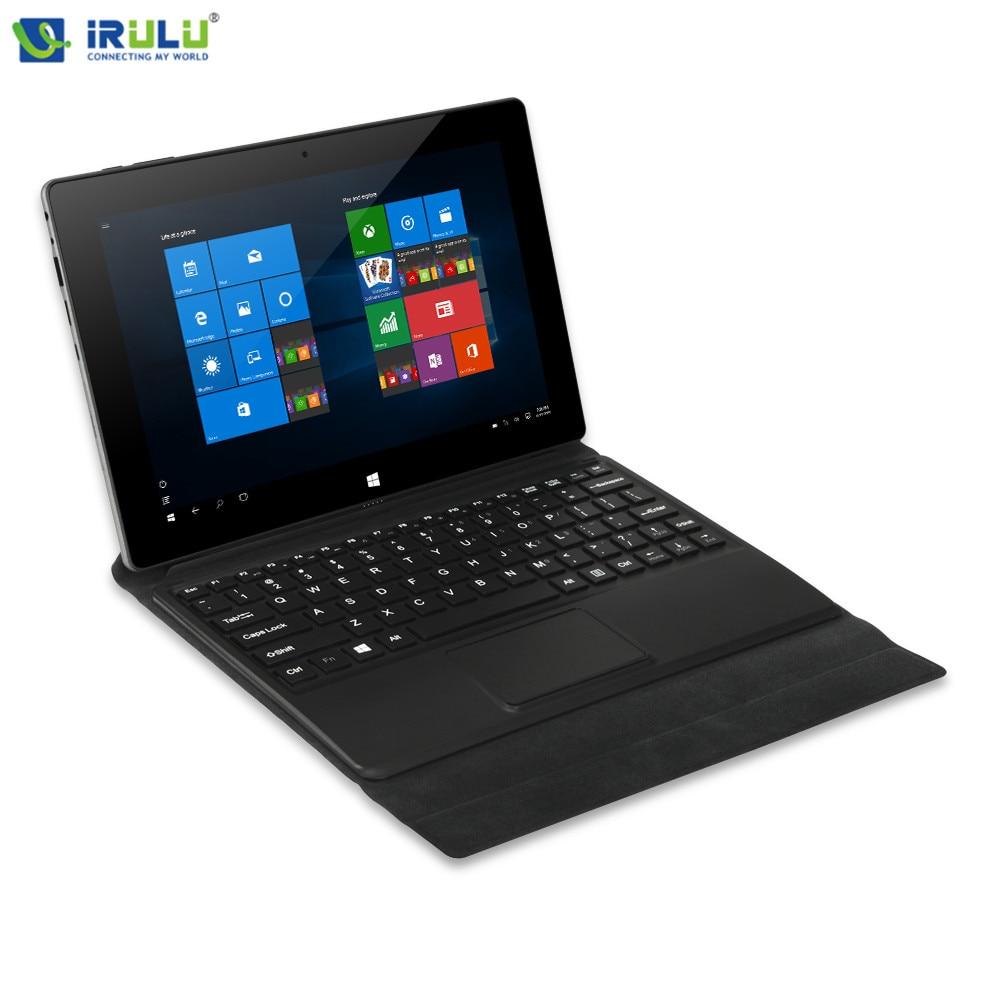 iRULU Walknbook W2 10 1 Windows10 Quad Core 2GB 32GB 1280X800 IPS HDMI Hybrid 2 In