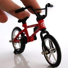 Игрушечные велосипеды bmx сплав+ пластик палец bmx велосипед функциональный детский велосипед палец велосипед мини палец набор фанаты велосипедов игрушки подарок 12,5*9*4,5 см