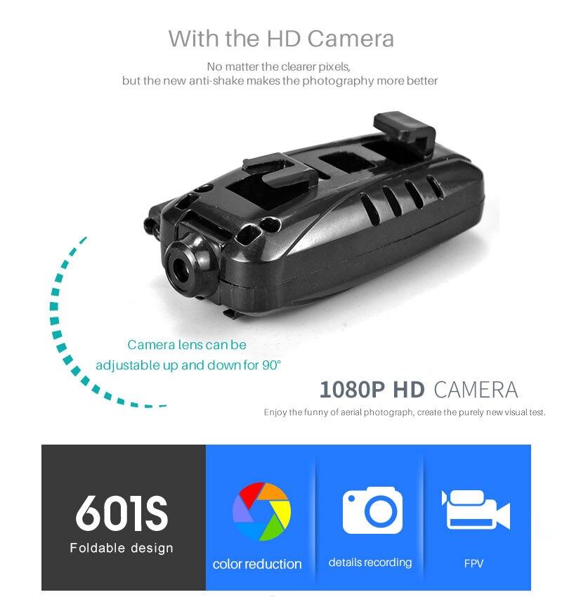 HD 1080P WI-FI FPV RC Quadcopter Zangão