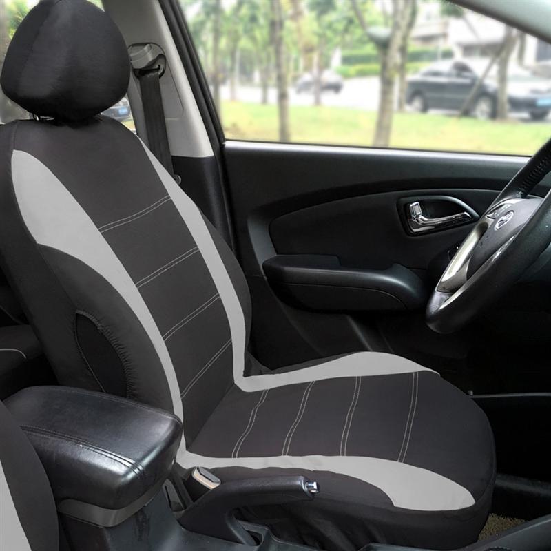 9pcs/Set Universal Auto Car Seat Covers Anti Slip Seat Covers Protectors Automobiles Seat Covers Interior Accessories