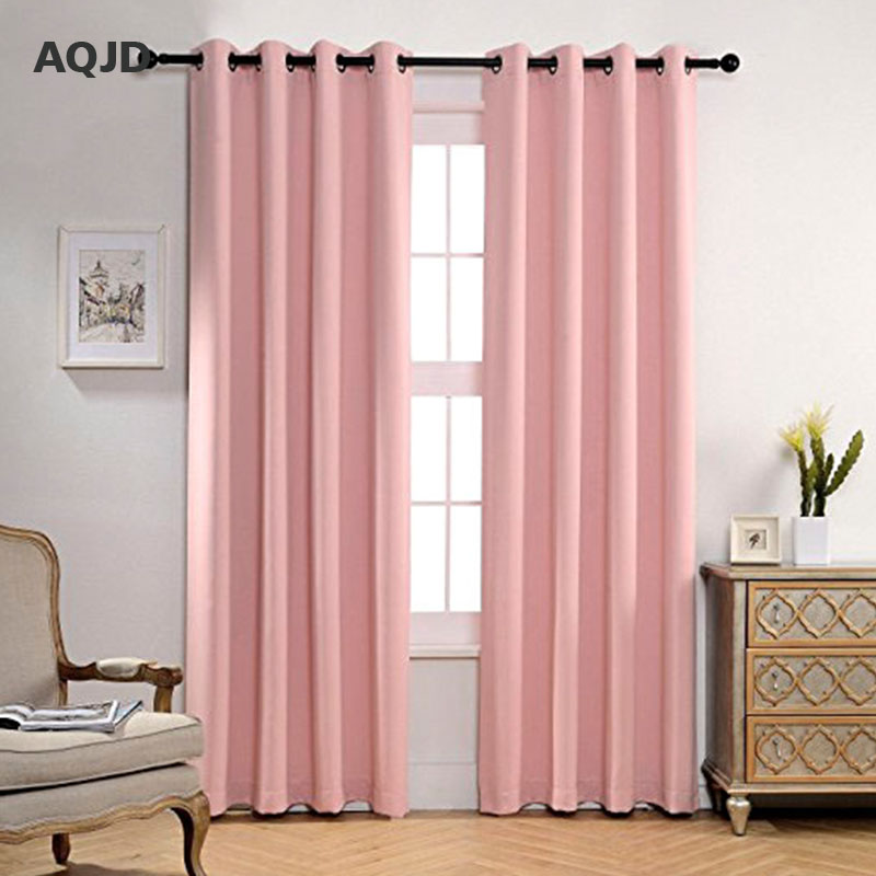 AQJD Modern Curtains For Bedroom Interior Decoration Home ...