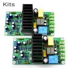KITS L15D-PRO Kit IRS2092S 2-Channel Class D Power Amplifier w/Speaker Protection LJM
