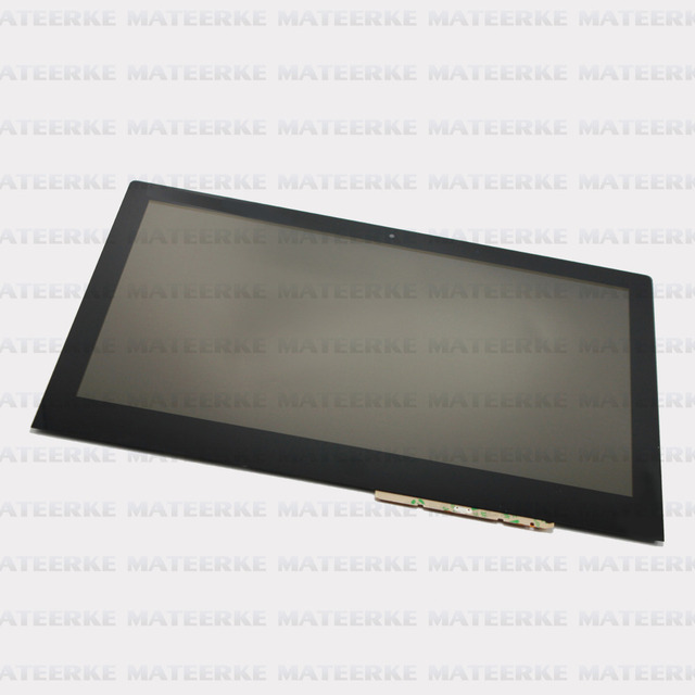 Nuevo Para Lenovo Yoga 2 13 20344 LCD Display + Touch Screen Digitalizador Asamblea B133HAN02.0