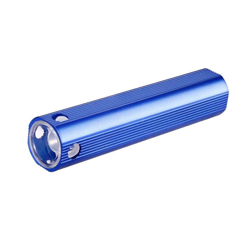 Ultra puissant rechargeable lampe LED usb batterie externe flash lumière tactique torche LED lanterne lampe de poche mini lampe de marche