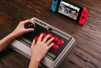 8Bitdo NES30 Arcade Stick For Switch Android Steam Windown