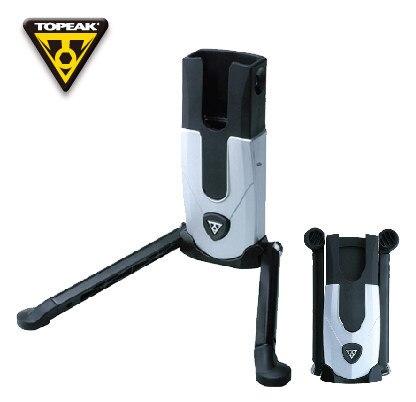 Цена за Topeak TW007 FlashStand жира велосипед подставка кривошипно пребывание кронштейн стенд держатель парковка стойки регулируемая карманный размер портативный стент