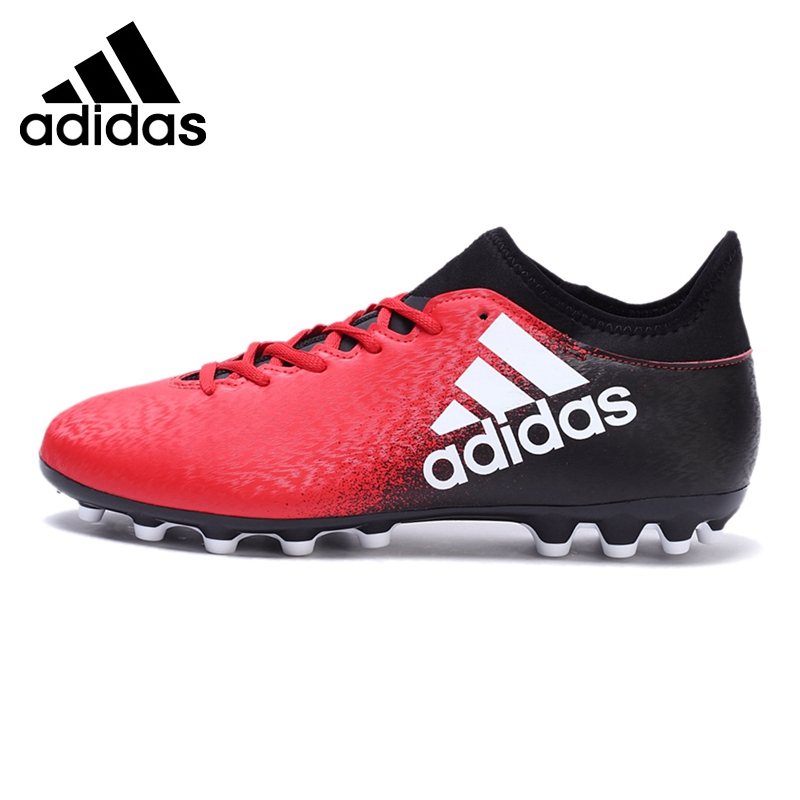 Original New Arrival 2017 Adidas X16.3 AG Men's Football/Soccer Shoes Sneakers dr eagle original superfly football boots man football shoes with ankle soccer boots footbal shoes sock size 38 45 sneakers