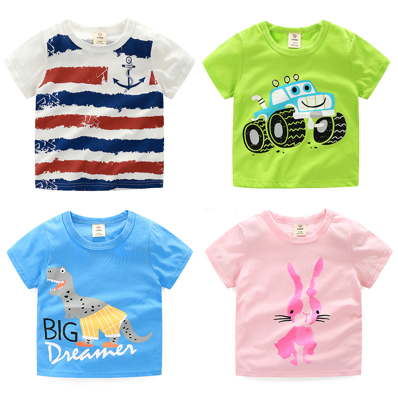 Short sleeve boys t shirt baby boy summer clothes toddler boys tops 2018 kid t shirts boys clothing kids clothes BK5 2017 new summer short sleeve coll boys t shirt baby character cool new kids t shirts boys clothes cotton children clothing ss066