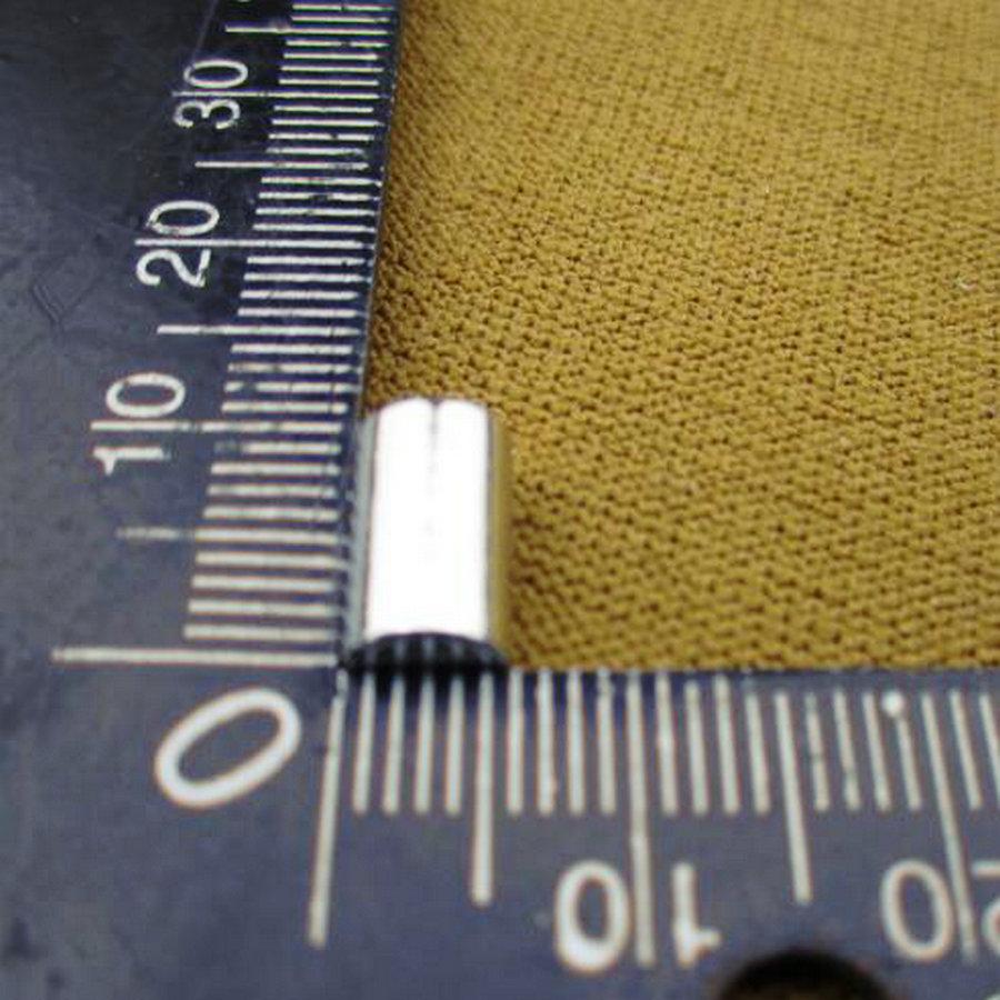 50pcs N52 6mm x 10mm Neodymium NdFeB Magnets Cylinder Rare Earth Magnet for Wind Generators DIY Craft Models 6x10mm APS0541