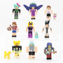 6 Styles Roblox Characters Figure Toys 7/7.5cm PVC Game Figma Action Figuras Roblox for Children Boy Gift(China)