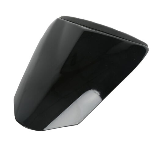 Motorcycle ABS Painted Rear Seat Cover Cowl White For KAWASAKI NINJA ZX6R ZX636 2009-2012