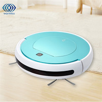 Warmtoo US Plug Robot Vacuum Cleaner Intelligent Automatical Floor Sweep Robot Wet And Dry Mechanical Remote