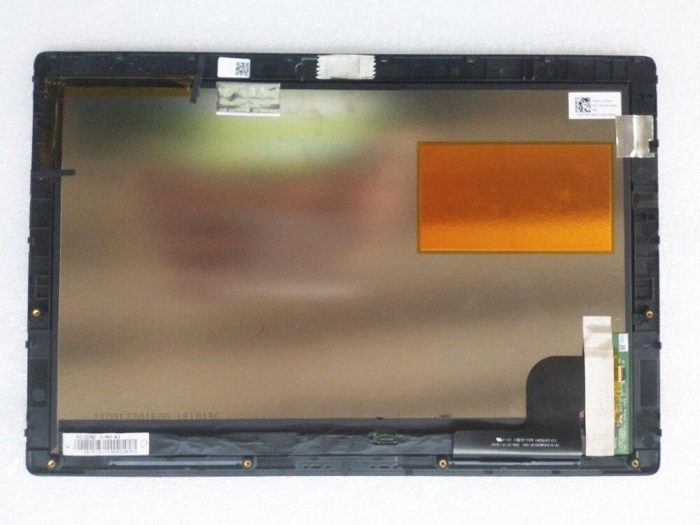 5d10m13938 Fru для lenovo MIIX 510-12IKB 80XE ЖК-дисплей светодиодный Дисплей Сенсорный экран планшета Ассамблеи с Рамка Замена Стекло
