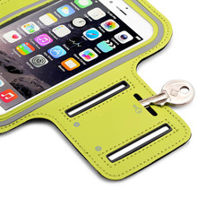 Sport Arm Band Case For iPhone 6 6S PU Leather GYM Pouch For Samsung Galaxy S3/S4/S5/S6/S6 Edge Cover For 4.5~5.2 Inch Phone