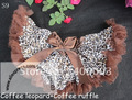 Бесплатная доставка по ems leopard юбки печати пачки pettiskirt