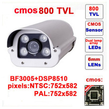 Free shipping limited security camera security cmos 800 tvl cctv camera four lamps array infrared outdoor waterproof z80c