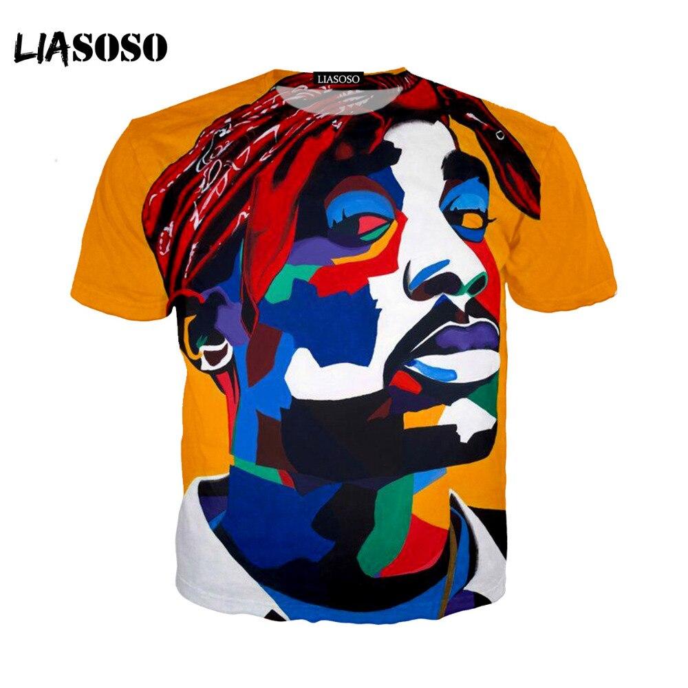 2019 Tupac 2Pac Sweatshirts Funny Character 3D Printed Mens Long Sleeve  Hooded Hoodies Autumn Pullovers Large b75b65e997fe