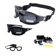 X7 Polarized Military Sunglasses Tactical Goggles S