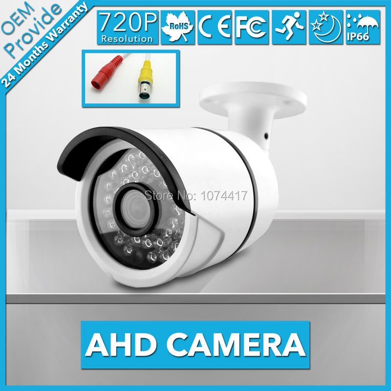 AHD3610LC-TE Hot AHD camera 720P 1.0MP High power Array leds waterproof clear night vision IR filter 1/3 serveillance camera hot ahd camera 960p 1 3mp sony imx238 chip high power array leds waterproof clear night vision ir filter 1 3 serveillance camera
