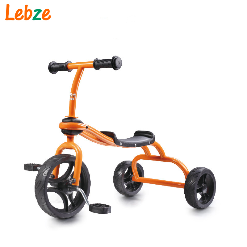 Lebas Drift Tricycle For kids To Ride Child Bicycle Balance Bike For 2-6 Years Baby Walker Ride on Toys Best Gift For Children 45cm baby stroller sit to stand learning walker multifunction outdoor toy ride on car stokke activity walker gift for baby