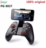 PG 9037 Bluetooth Wireless Classic Gamepad Game Controller (with Mouse Function) for Samsung HTC MOTO Addroid TV Box Tablet PC