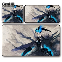 Gmilli New Rubber Gaming Mouse Pad Laptop Mats XL Large Size 700x300x3mm Speed Edition ZCC39 Dropshipping