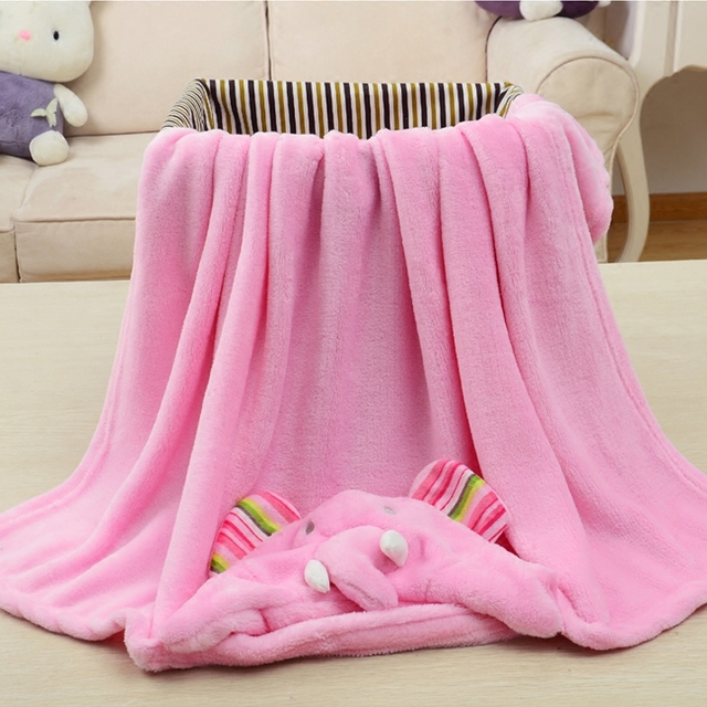 Cute Hooded Bath Towel
